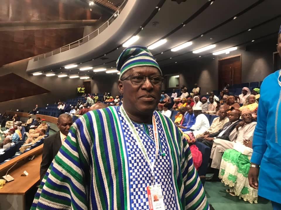 Speaker 5th legislature