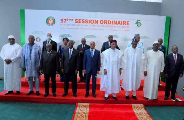 Chair of the ECOWAS Authority of Heads of State and Government Convenes a Consultative Meeting on the Political Situation in Mali