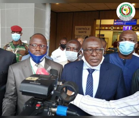 SPEAKER TUNIS LEADS A PARLIAMENTARY DIPLOMACY MISSION TO GUINEA, ADDRESSES NATIONAL ASSEMBLY