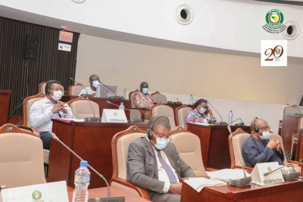 ECOWAS PARLIAMENT CHARTS WAY FORWARD FOR THE USE OF ICT IN IMPROVING DISTANCE EDUCATION AND TRAINING