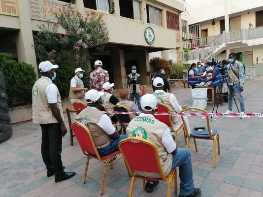 ECOWAS observes election in six Member States