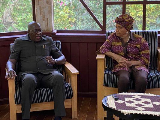 S.E. Ellen Johnson Sirleaf charge le Parlement de la CEDEAO de défendre la cause des femmes ouest-africaines