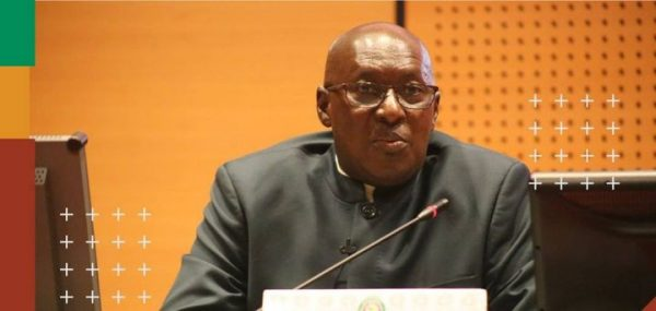 """""""Election of ECOWAS MPs by direct universal suffrage will be a continuous struggle,"""" Sidie Mohamed Tunis"""