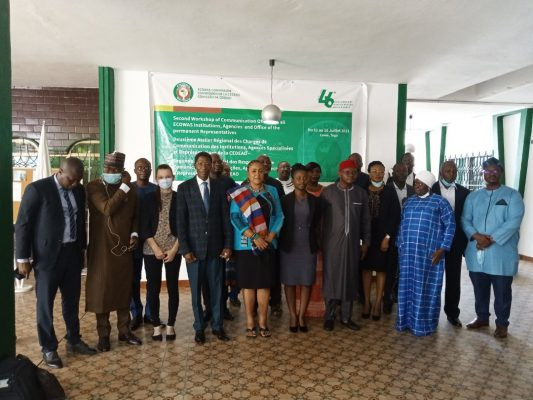 ECOWAS communications officers deepen their knowledge of the institution's graphic charter