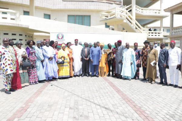 ECOWAS Parliament: A Budget Centred on   Development Programmes