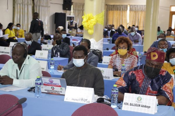 A Budget of 20,401,258 Units of Account   for the ECOWAS Parliament for 2022